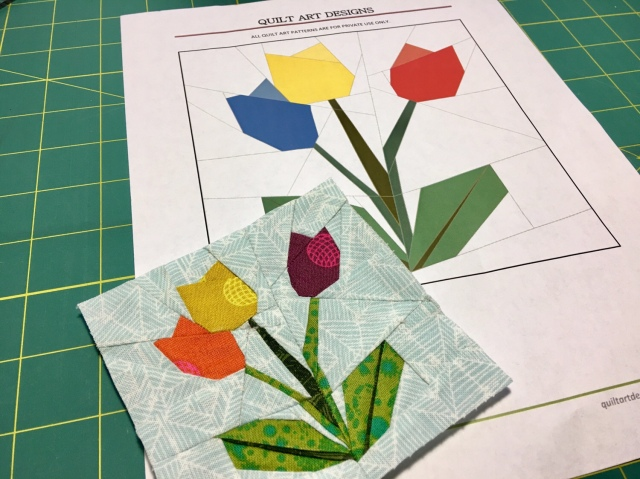 Paper Piecing A Quilted Passion